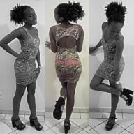vestido estampa de lenço 4carregaby ac