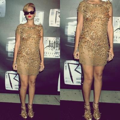 Tendência  ''Spikes'' with Rihanna