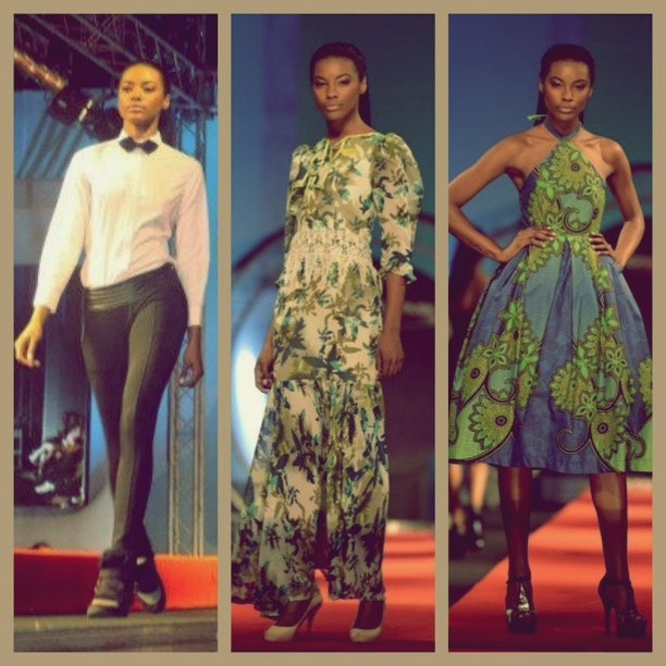Moda Luanda 2013 part 1 ''Sharam Diniz''