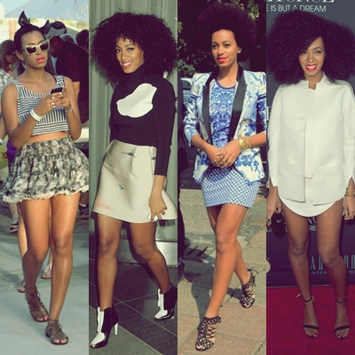 4Inspiration - SOLANGE KNOWLES