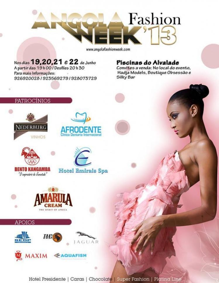 AFW - Angola Fashion Week