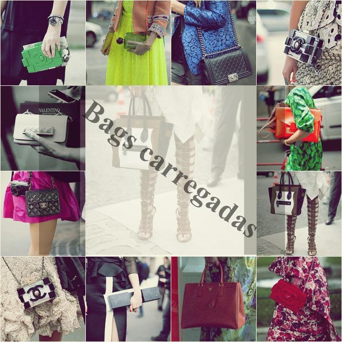 bags carregadas
