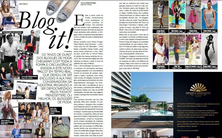revista chocolate do mes de abril